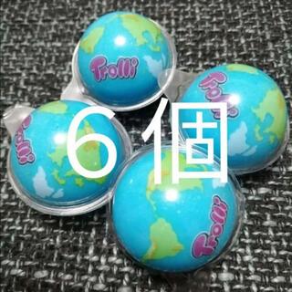 ASMR 地球グミ6個