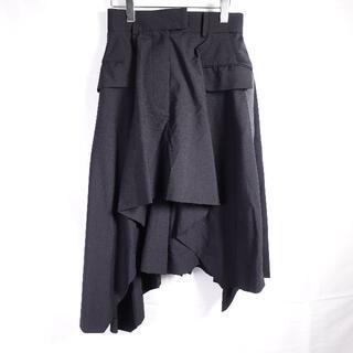 sacai - SACAI スカート レディース ブラック