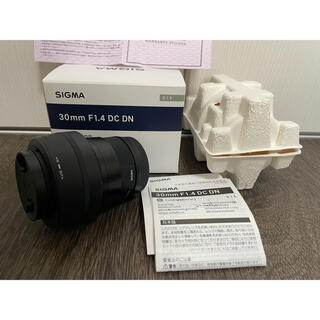 SIGMA - sigma 30mm F1.4 DC DN Sony E-mount