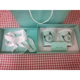 Tiffany & Co. - ティファニー TIFFANY & Co. キャットストリートカップ