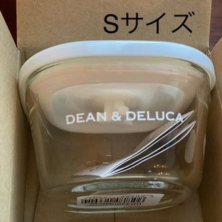 DEAN & DELUCA - DEAN & DELUCA ガラス密閉パック&レンジ 110ml