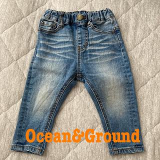 マーキーズ(MARKEY'S)のOcean&Ground デニムパンツ(パンツ/スパッツ)