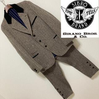 美品◆SIRANO BROS SIBRO◆サイクリスツ ライディング スーツ