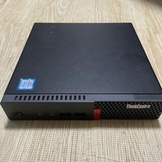 高性能ミニPC i7 7700T 16GB SSD 256GB office付き