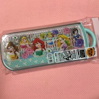 Disney - スライド式 トリオセット☆プリンセス☆ お弁当 ランチグッズ
