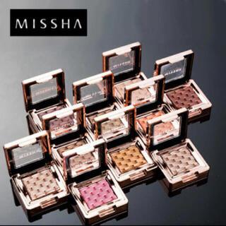 ミシャ(MISSHA)のミシャモダンアイシャドウ💓新品(アイシャドウ)