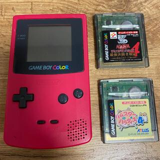 ゲームボーイ - ゲームボーイカラー カセット