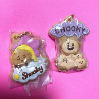 防弾少年団(BTS) - bt21 クッキーチャーム クッキーチャームコット SHOOKY シュキ