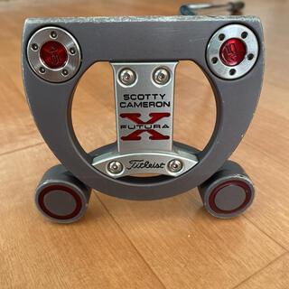 スコッティキャメロン(Scotty Cameron)のスコッティキャメロン フューチュラ X DUAL BALANCE パター【34】(クラブ)