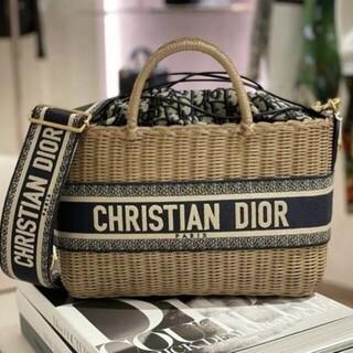 Christian Dior - ディオール カゴバッグ