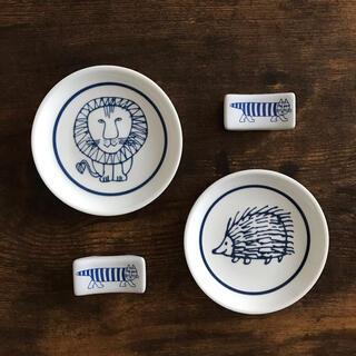 Lisa Larson - リサラーソン 豆皿 & 箸置き セット