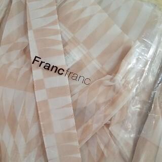 フランフラン(Francfranc)のFrancfranc カーテン 2枚 198センチ(レースカーテン)