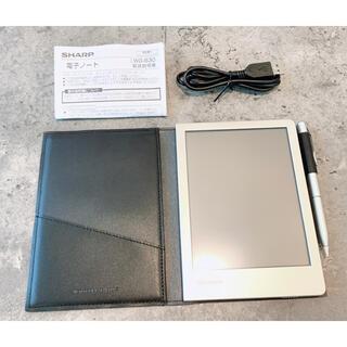 SHARP - 超美品 WG S30 SHARP 電子手帳 電子ノート シャープ