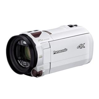 Panasonic - Panasonic 4Kビデオカメラ HC-VX992M-W 新品未使用