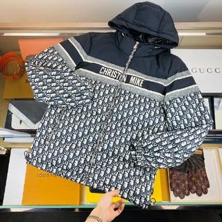 Christian Dior - 特典 DI OR ディオールのダウンジャケット