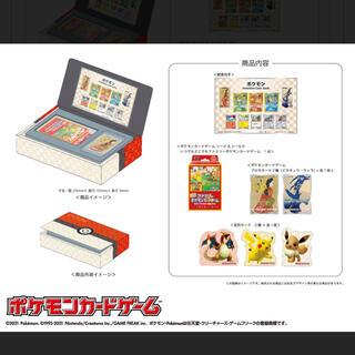 ポケモン(ポケモン)のポケモン切手BOX ~ポケモンカードゲーム 見返り美人・月に雁セット~(カード)