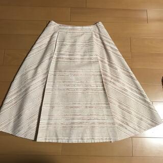 ドゥロワー(Drawer)の【美品 クリーニング済】Drawer スカート(ひざ丈スカート)