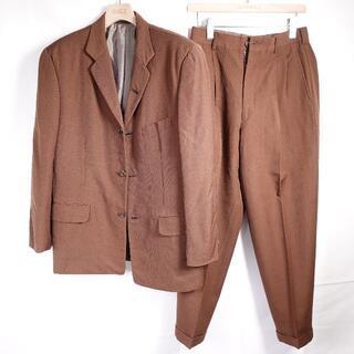 COMME des GARCONS - COMME des GARÇONS スーツ メンズ ブラウン