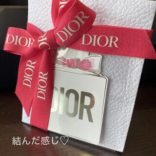 クリスチャンディオール(Christian Dior)のDior ラッピングリボン 3M  母の日ピンクリボン(ラッピング/包装)