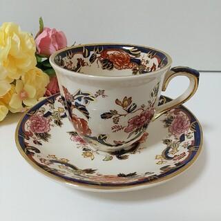 ウェッジウッド(WEDGWOOD)のメイソンズ ブルーマンダレイ ティーカップ ソーサー ウェッジウッド (食器)
