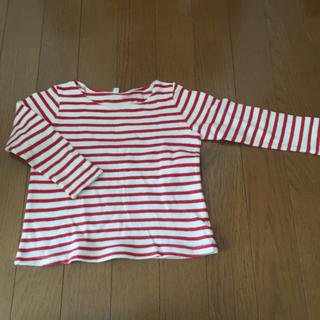ムジルシリョウヒン(MUJI (無印良品))の無印良品 90cmカットソー(Tシャツ/カットソー)