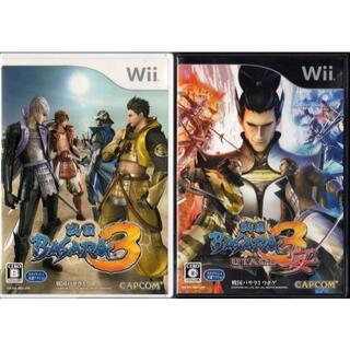 ウィー(Wii)の戦国BASARA3(無印&宴)(家庭用ゲームソフト)