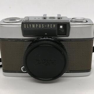 OLYMPUS - 動作品 OLYMPUSーPEN フィルムカメラ EEー2
