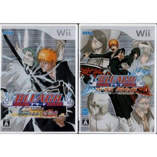 ウィー(Wii)のブリーチ白刃きらめく輪舞曲&バーサスクルセイド[Wii](家庭用ゲームソフト)