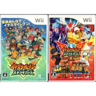 ウィー(Wii)のイナズマイレブンストライカーズ&2012エクストリーム[Wii](家庭用ゲームソフト)