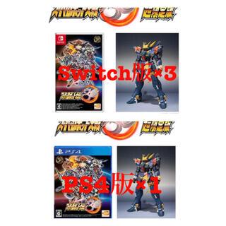 バンダイ(BANDAI)の【PS4】【Switch】スーパーロボット大戦30 超限定版 (家庭用ゲームソフト)
