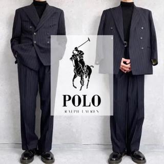 ポロラルフローレン(POLO RALPH LAUREN)の90's vintage POLO by Ralph Lauren set up(テーラードジャケット)