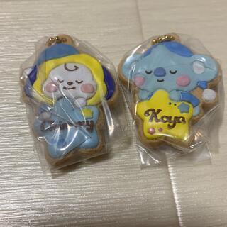 BTS クッキーチャーム CHIMMY&KOYA
