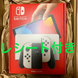 Nintendo Switch - ニンテンドースイッチ 有機ELモデル  ホワイト Nintendo Switch