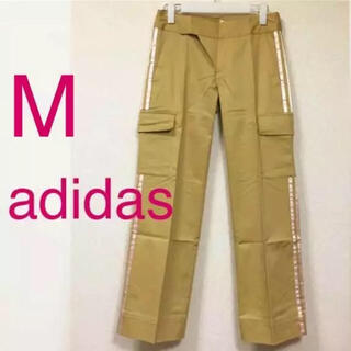 adidas - 定価8700円 新品 正規品 adidas アディダス カーゴパンツ パンツ M