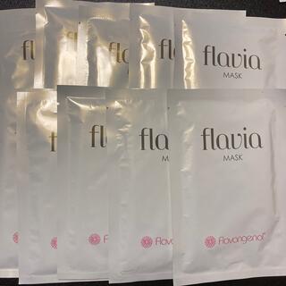 フラバンジェノール フラビア マスク EX 最新 保湿マスク 10枚