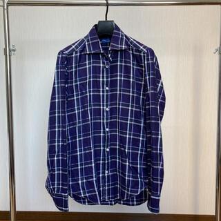 ビームス(BEAMS)のBEAMS イタリア製チェックシャツ(シャツ)