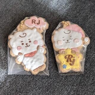 BT21 クッキーチャームコット RJ