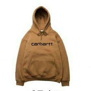 carhartt -  CARHARTTカーハート スウェットパーカー メンズ ロゴパーカー 裏起毛