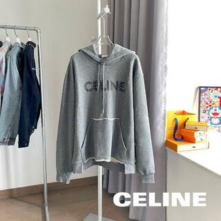 セリーヌ(celine)の大人気CELINEパーカー-L27(パーカー)