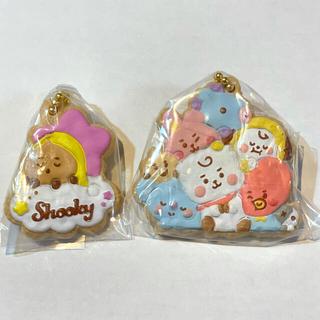 防弾少年団(BTS) - BT21 クッキーチャーム オール 集合