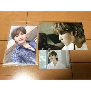 SEVENTEEN - SEVENTEEN ウジ トレカ ポストカード 生写真