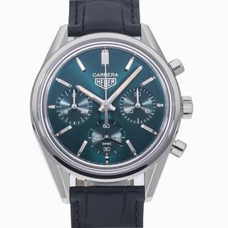 タグホイヤー(TAG Heuer)の[t3940]タグホイヤー カレラ グリーン スペシャル エディション 世界限定(腕時計(アナログ))
