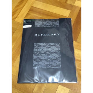 バーバリー(BURBERRY)のストッキング Burberry バーバリー アーガイル(タイツ/ストッキング)