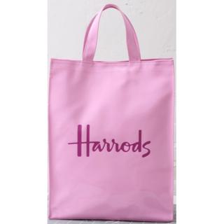 Harrods - 新品未使用 Harrods ハロッズ トートバッグ ピンク