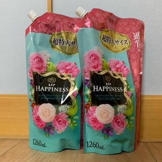 ピーアンドジー(P&G)のレノアハピネス フルーティカクテルの香り 2個(洗剤/柔軟剤)