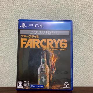 PlayStation4 - ファークライ6 アルティメットエディション PS4