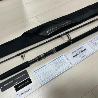 SHIMANO - 超美品 シマノ 2021 オシアプラッガーリミテッド S83MH