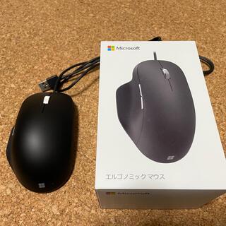 マイクロソフト(Microsoft)のMicrosoft エルゴノミックマウス(PC周辺機器)