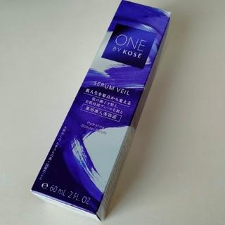 KOSE - ONE BY KOSE ワンバイコーセー セラムヴェール 薬用美容液 60ml