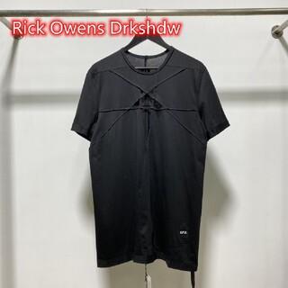 リックオウエンス(Rick Owens)のRick Owens Drkshdw -108538(Tシャツ/カットソー(半袖/袖なし))